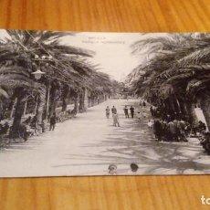 Postales: MELILLA PARQUE HERNANDEZ. Lote 89074508