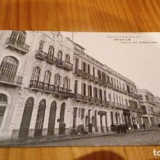 Postales: MELILLA CALLE DE CANALEJAS. Lote 89076376