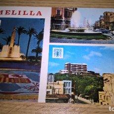 Postales: MELILLA. Lote 93813455