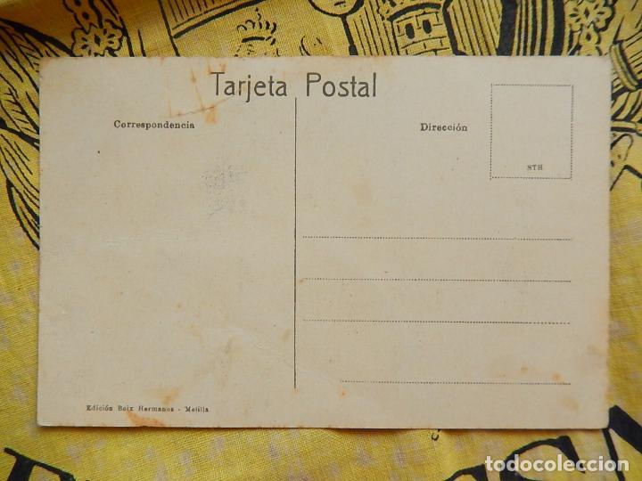 Postales: Melilla vista parcial. Edición Boix Hermanos. - Foto 2 - 96868119