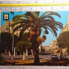 Postales: POSTAL DE MELILLA. AÑO 1963. AVENIDA DEL GENERALÍSIMO. POLICÍA ARMADA, LOS GRISES. 800. Lote 97088915