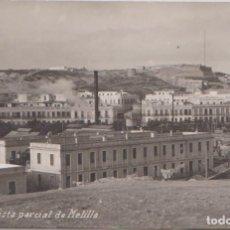 Postales: MELILLA - VISTA PARCIAL. Lote 97540815