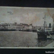 Postales: MELILLA PUERTO. Lote 97861967