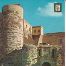 Cartes Postales: POSTAL MELILLA - PUERTA DE SANTIAGO - FISA 1963. Lote 98104635