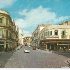 Postales: POSTAL MELILLA - CALLE EJERCITO ESPAÑOL - FISA 1965. Lote 98105139