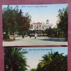 Postales: MELILLA. EDICIÓN BOIX HERMANOS.. Lote 98152691