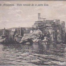 Postales: ALHUCEMAS (A 100 KM DE MELILLA) VISTA TOMADA DE LA PARTE ESTE. Lote 99197203