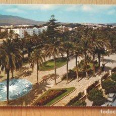 Cartes Postales: MELILLA - PARQUE HERNANDEZ. Lote 99338235
