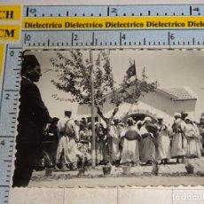 Postales: FOTO FOTOGRAFÍA. AÑOS 40 - 60. MELILLA - PROTECTORADO ESPAÑOL EN MARRUECOS. FIESTA FANTASÍA MARROQUÍ. Lote 99691307
