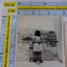 Cartoline: FOTO FOTOGRAFÍA. AÑOS 40 60. MELILLA - PROTECTORADO ESPAÑOL EN MARRUECOS. NIÑA MELILLENSE. Lote 100101999