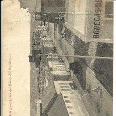 Postales: (PS-53177)POSTAL DOBLE DE MELILLA-VISTA PANORAMICA DEL BARRIO DEL HIPODROMO. Lote 100190943