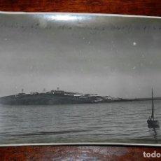 Postales: FOTOGRAFIA DE MELILLA, ISLAS CHAFARINAS, ABRIL DE 1923. PLENA CAMPAÑA DE LA GUERRA DEL RIF, GUERRA D. Lote 103466459
