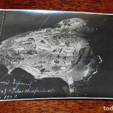 Cartoline: FOTOGRAFIA DE LAS ISLAS CHAFARINAS, MELILLA, ABRIL DE 1923, PLENA GUERRA DEL RIF, GUERRA DE AFRICA, . Lote 103469291