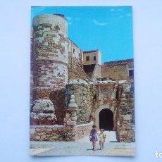 Postales: POSTAL DE MELILLA, PUERTA DE SANTIAGO 1509. Lote 103681887