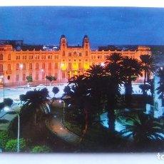 Postales: POSTAL DE MELILLA, PLAZA DE ESPAÑA, VISTA NOCTURNA, N 13. Lote 103682687