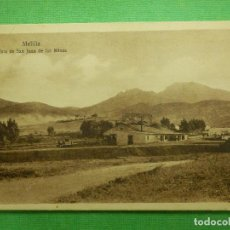 Postales: POSTAL - ESPAÑA - MELILLA - VISTA DE SAN JUAN DE LAS MINAS - ESPAÑA NUEVA - NE - NC. Lote 104063847