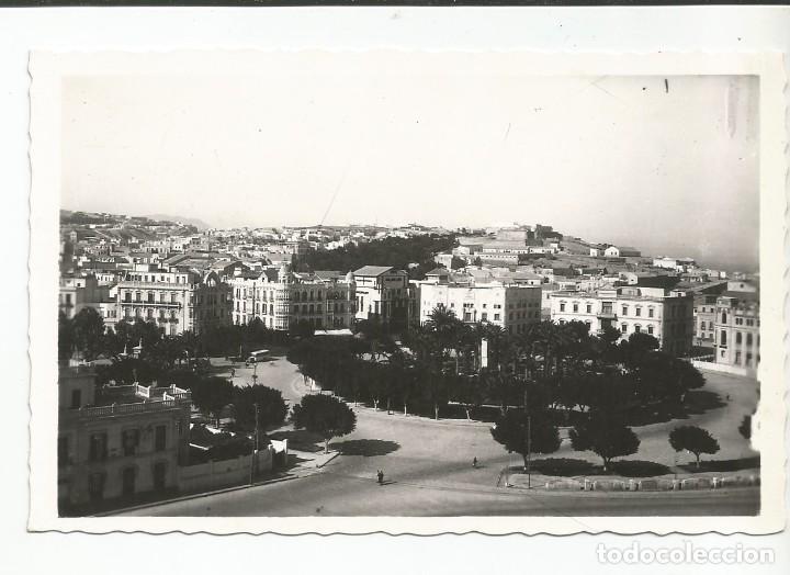 MELILLA - VISTA PARCIAL AÉREA - Nº 18 ED. RAFAEL BOIX (Postales - España - Melilla Moderna (desde 1940))
