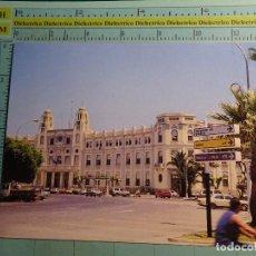 Postales: POSTAL DE MELILLA. AÑOS 80. PLAZA DE ESPAÑA Y AYUNTAMIENTO. 1481. Lote 107051855