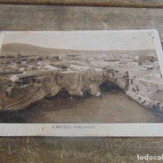 Postales: TARJETA POSTAL DE MELILLA VISTA PARCIAL CIRCULADA. Lote 110639747
