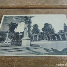 Postales: TARJETA POSTAL DE MELILLA PERGOLAS PARQUE HERNANDEZ CIRCULADA. Lote 110639791
