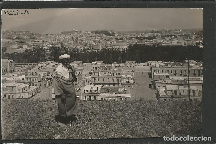 MELILLA - FOTOGRAFICA - ARCHIVO ROISIN -VER REVERSO - (52.020) (Postales - España - Melilla Antigua (hasta 1939))