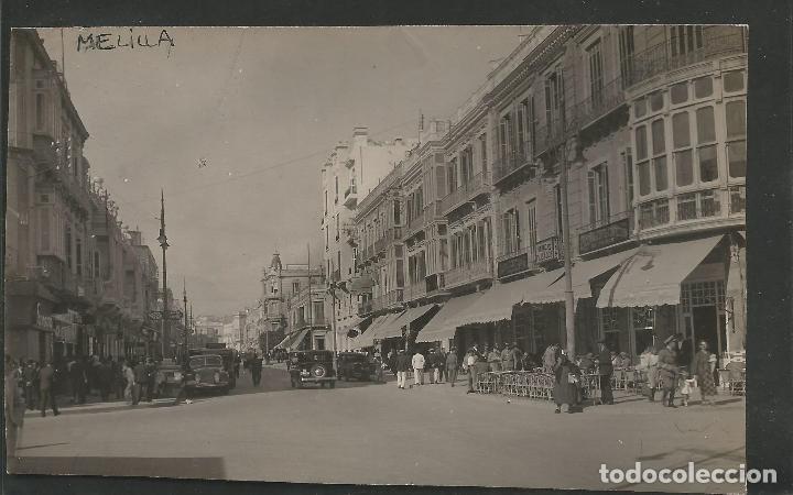 MELILLA - FOTOGRAFICA - ARCHIVO ROISIN -VER REVERSO - (52.021) (Postales - España - Melilla Antigua (hasta 1939))