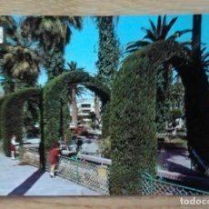 Cartes Postales: MELILLA - PARQUE HERNANDEZ. Lote 115402947