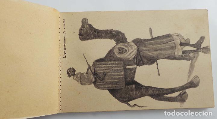 Postales: COLECCION CARICATURAS MORAS. 19 TARJETAS. DE 20 QUE ES LA SERIE 2ª. ED. HERMANOS BOIX. MELILLA - Foto 3 - 155978841