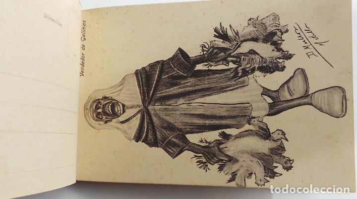 Postales: COLECCION CARICATURAS MORAS. 19 TARJETAS. DE 20 QUE ES LA SERIE 2ª. ED. HERMANOS BOIX. MELILLA - Foto 9 - 155978841