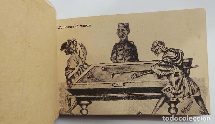Postales: COLECCION CARICATURAS MORAS. 19 TARJETAS. DE 20 QUE ES LA SERIE 2ª. ED. HERMANOS BOIX. MELILLA - Foto 14 - 155978841