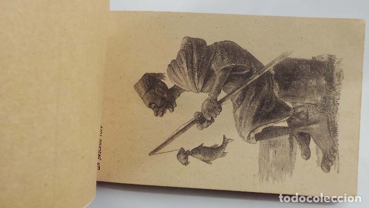 Postales: COLECCION CARICATURAS MORAS. 19 TARJETAS. DE 20 QUE ES LA SERIE 2ª. ED. HERMANOS BOIX. MELILLA - Foto 15 - 155978841