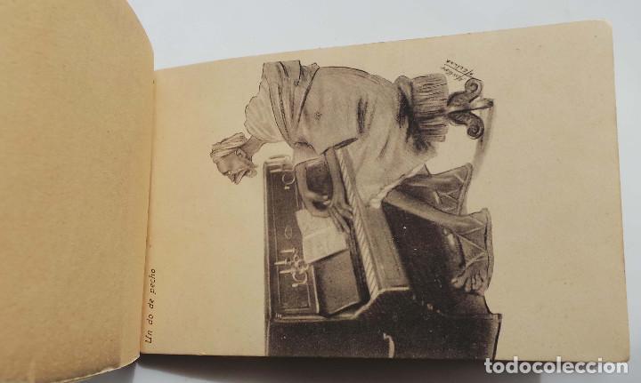 Postales: COLECCION CARICATURAS MORAS. 19 TARJETAS. DE 20 QUE ES LA SERIE 2ª. ED. HERMANOS BOIX. MELILLA - Foto 19 - 155978841
