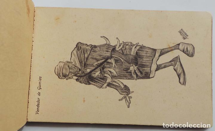 Postales: COLECCION CARICATURAS MORAS. 19 TARJETAS. DE 20 QUE ES LA SERIE 2ª. ED. HERMANOS BOIX. MELILLA - Foto 20 - 155978841