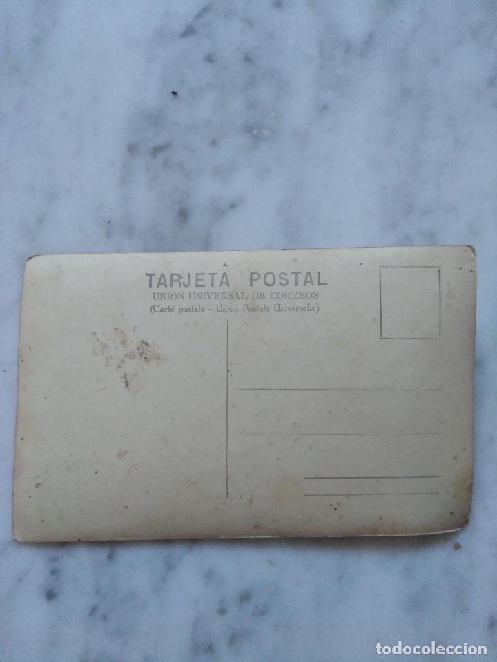 ANTIGUA TARJETA POSTAL DE TAFERSIT ( MELILLA).