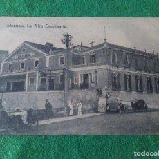 Postales: MELILLA LA ALTA COMISARIA EDITOR ARRIBAS . Lote 119039271
