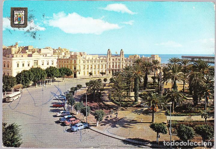 MELILLA - PLAZA DE ESPAÑA (Postales - España - Melilla Moderna (desde 1940))