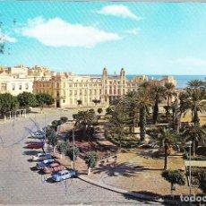 Postales: MELILLA - PLAZA DE ESPAÑA. Lote 120089187