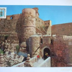 Postales: POSTAL MELILLA - CIUDAD VIEJA - PUERTA DE SANTIAGO - 1978 - PERLA 5496 - SIN CIRCULAR. Lote 120341775