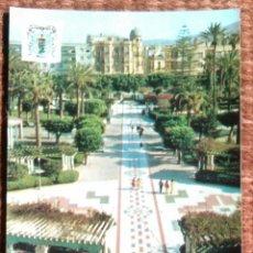 Postales: MELILLA - PARQUE DE HERNANDEZ. Lote 120404659