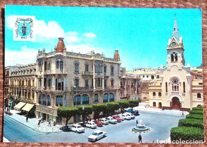 MELILLA - PLAZA MENENDEZ PELAYO (Postales - España - Melilla Moderna (desde 1940))