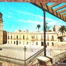 Postales: MELILLA - PLAZA DE LOS ALGIBES. Lote 120404867