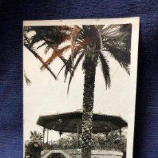 Postales: POSTAL ANTIGUA 39 MELILLA TEMPLETE DE LA MÚSICA SIN CIRCULAR NI ESCRITA. Lote 121720127