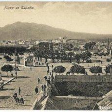 Postales: MELILLA.- PLAZA DE ESPAÑA. Lote 121913099