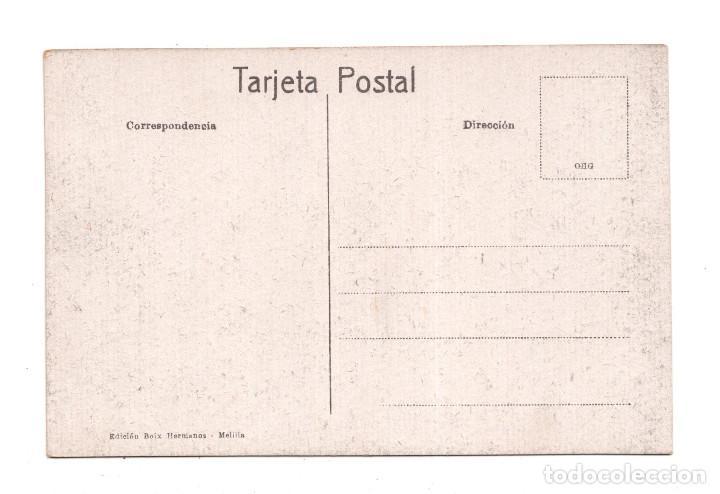 Postales: MELILLA.- VISTA PARCIAL / BARCOS - ED. BOIX HERMANOS - Foto 2 - 122448147