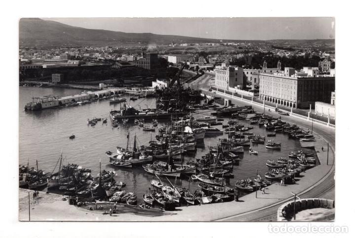MELILLA.- VISTA DEL CLUB MARITIMO, FOTO IMPERIO - 1958 (Postales - España - Melilla Moderna (desde 1940))