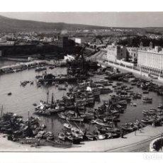 Postales: MELILLA.- VISTA DEL CLUB MARITIMO, FOTO IMPERIO - 1958. Lote 122585343