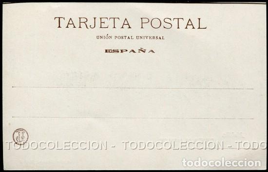 Postales: POSTAL MELILLA CUARTEL DE ARTILLERIA . FOTOTIPIA LACOSTE . CA AÑO 1900 - Foto 2 - 124547939