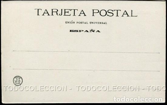 Postales: POSTAL MELILLA UNA CARAVANA . FOTOTIPIA LACOSTE . CA AÑO 1900 - Foto 2 - 124548203