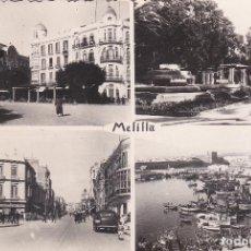 Postales: POSTAL DE MELILLA. Lote 125627955