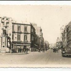 Postales: MELILLA - AVENIDA DEL GENERALÍSIMO - Nº 7 ED. RAFAEL BOIX. Lote 126125451
